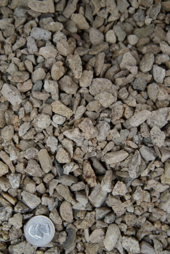 Crushed Pea Gravel