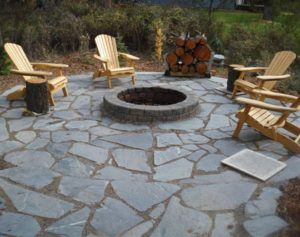 Patio Stone Ideas Meridian