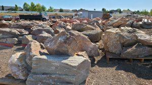 Large Rocks Meridian