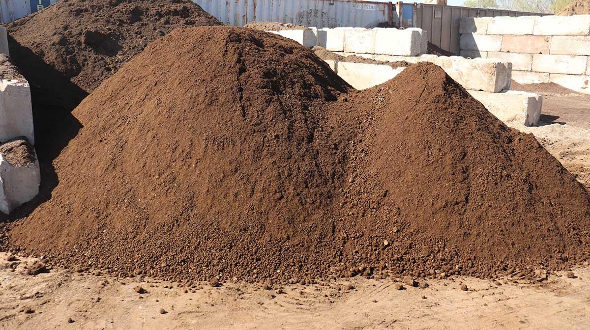 Garden Mix Soil Victory Greens Boise